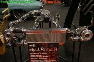 Hellion 96-04 Mustang Hellraiser Twin Turbo Kit (Tuner System)