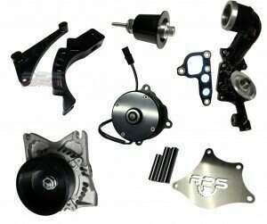 Billet Pro Shop GT500 Single Belt Setup