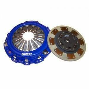 Spec 07-2010 4.0L V6 Mustang Clutch Kit (Stage 2)