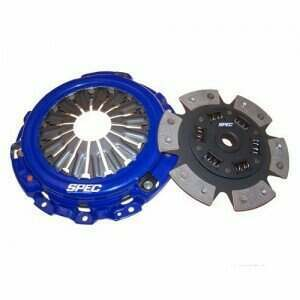 Spec 07-2010 4.0L V6 Mustang Clutch Kit (Stage 3)