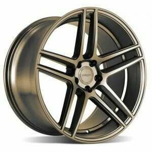 Velgen Wheels 2005-2018 Mustang 20x9 Split5 Wheel