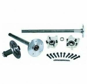 "Strange P3509F0558S 8.8 35 Spline Alloy Axle Package with C-Clip Eliminator / 5/8"" Wheel Studs and Lightweight Steel Spool"