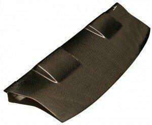 TruCarbon 2005-2014 Mustang Carbon Fiber LG81 Rear Dashboard