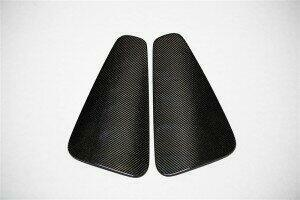 TruCarbon 2005-2009 Mustang Carbon Fiber LG43 Window Covers