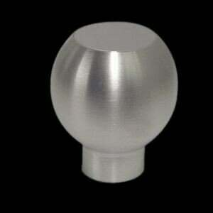 2005-2009 Mustang Plain Billet Shift Knob