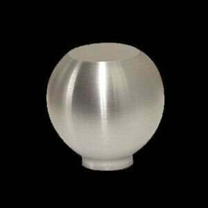 2005-2009 Mustang Billet Shift Knob Plain with Short Base