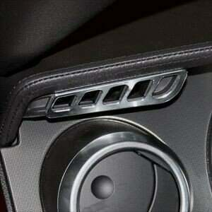 UPR 05-09 Mustang Billet Side Vent Covers