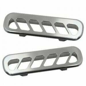 UPR 2010-2014 Mustang Billet Replacement Door Vents