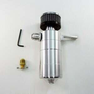 UPR Billet Engine Breather Tank Oil Separator
