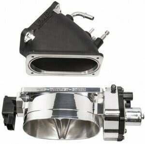 VMP High Flow Elbow and Twin Jet 67mm Throttle body - 40RWHP (07-12 GT500, 5.0L, 4.6L w/ TVS) - VMPELBOWTJ67