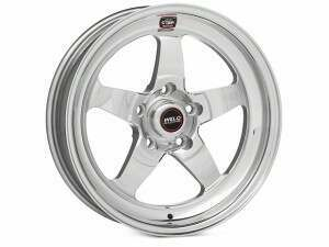 """Weld Racing Mustang 17x7"""" S71 RT-S Polished Front Wheel (86-93 Mustang 5 Lug / 94-04 Mustang / 05-2010 Mustang / 2011-2014 Mustang V6)"""