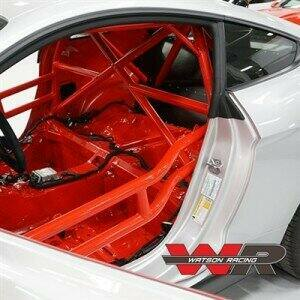 Watson Racing 2015-2020 Mustang S550 Road Race Roll Cage