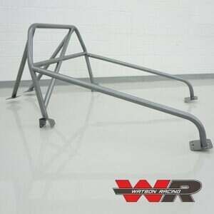 Watson Racing 2015-2020 Mustang 6 Point Chromoly Roll Bar