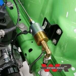 Watson Racing 2013-2014 Mustang Drag Race Line Lock and Bracket