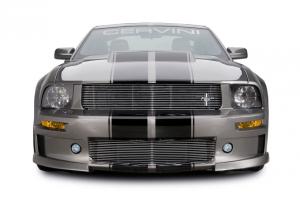 Cervinis 7024 05-09 Mustang Lower Billet Grille w/o Fog Lights