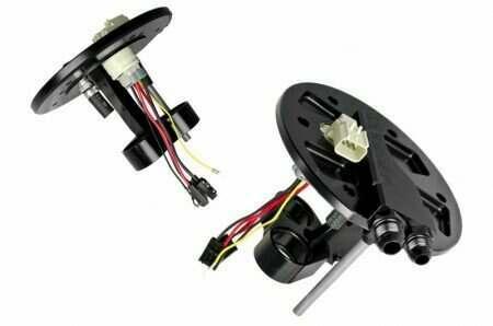DivisionX GEN 3 99-04 Mustang Dual Pump Return Style Fuel Hat Manifold (Cobra / GT / Mach-1)
