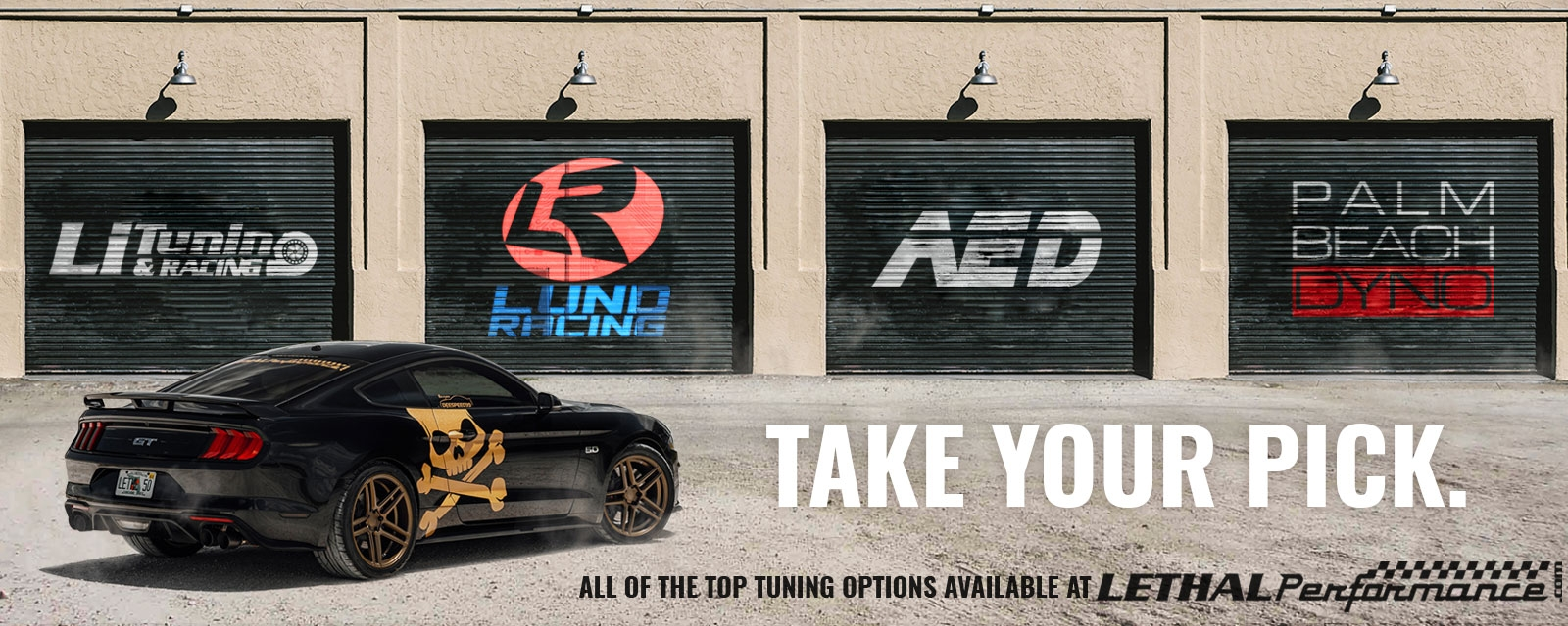 Mustang Parts | Buy Ford Mustang Performance Parts & Accessories